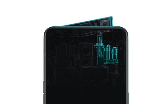 「OPPO Reno 10x Zoom」が日本発売