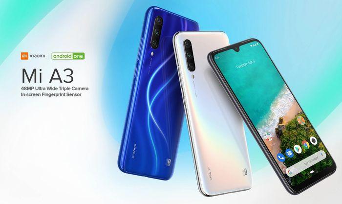 Xiaomi「Mi A3」