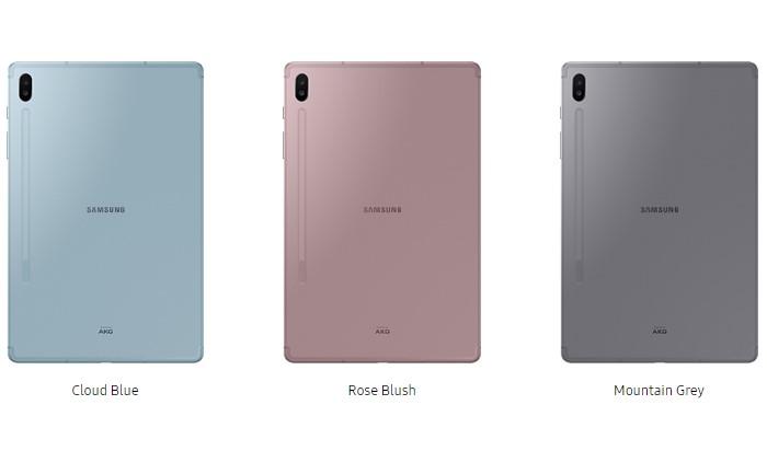 「Samsung Galaxy Tab S6」は希少なハイスペックタブレット