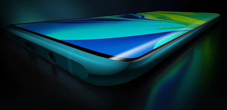 Xiaomi「Mi Note 10」