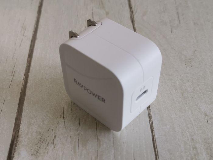 RAVPower「RP-PC120」はめちゃ小さい