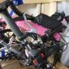 BikeFriday Tikitのオーナーが飛行機輪行で気を付けるべき点と、壊れた部品の再生方法