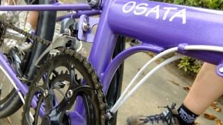 BikeFridayの新モデルOSATAを見たけど、欲しくなったのはSilk