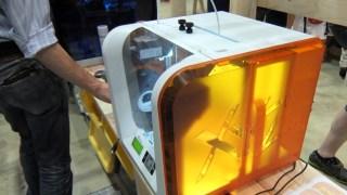 3Dプリンターを見てきた! ダヴィンチJr. 1.0 はかなり安いけどどんなもんか?