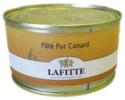 ラフィット 鴨のパテ