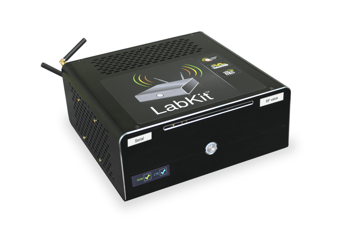 LTE LabKit - Lab eNodeB and LTE callbox for IoT production lines