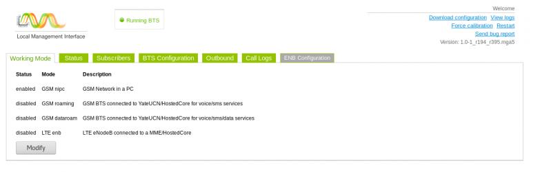 GSM LabKit Configuration 7