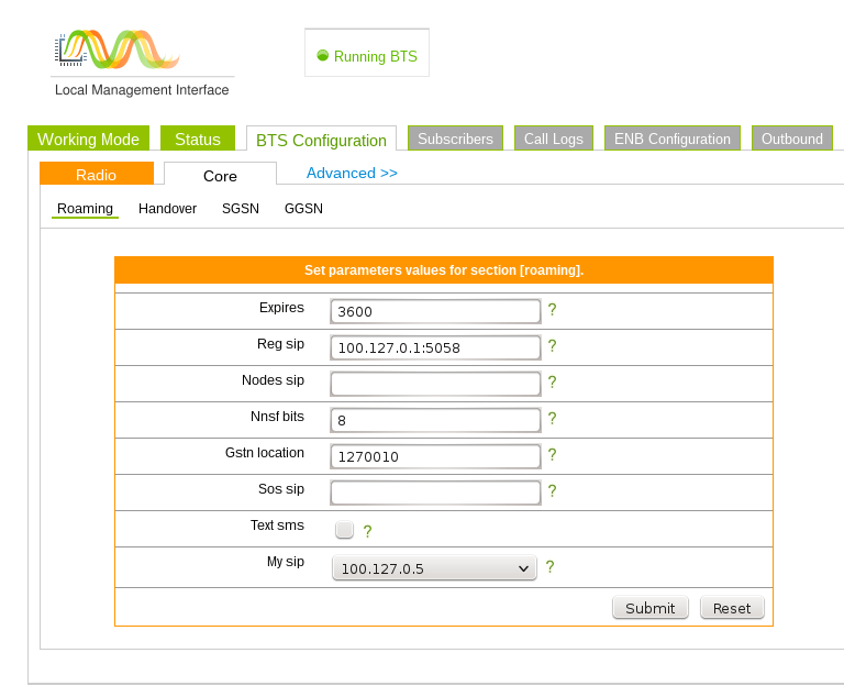 GSM LabKit Configuration 9