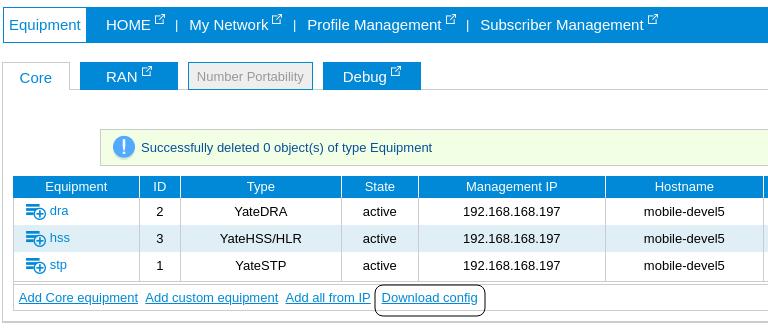 Backup whole network configurations 9