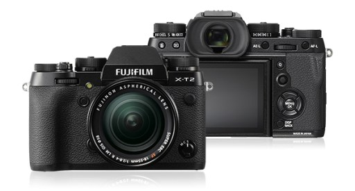 Best Camera for Beginners Fuji Xt-2