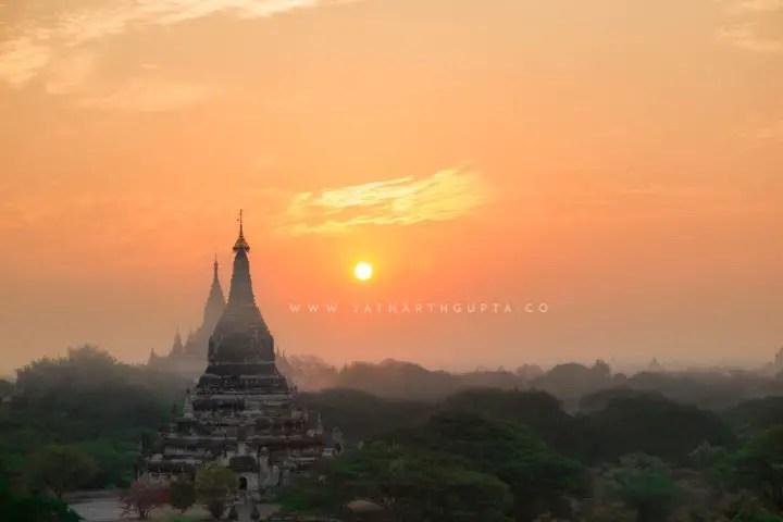 Bagan Sunrise