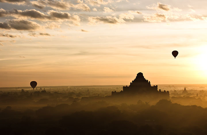 7 Bagan temples you must visit (& 3 for amazing sunrise view)