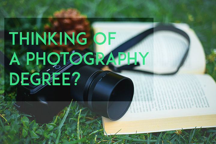 Thinking of doing a photography course?