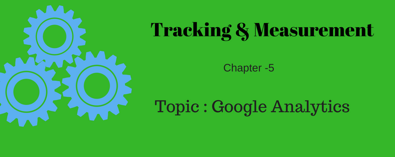 digital marketing - tracking & measurement