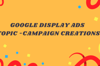 create campaign in google display ads