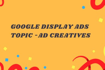 google display Ad creatives