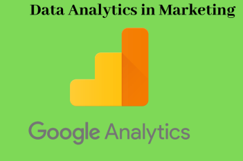 Google Analytics for data analytics