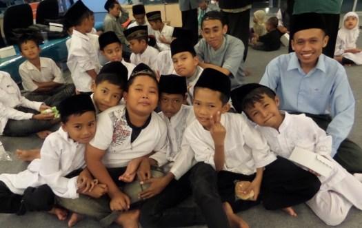 Ramadhan Ceria Bersama Bank BNI 46 Cabang Jombang