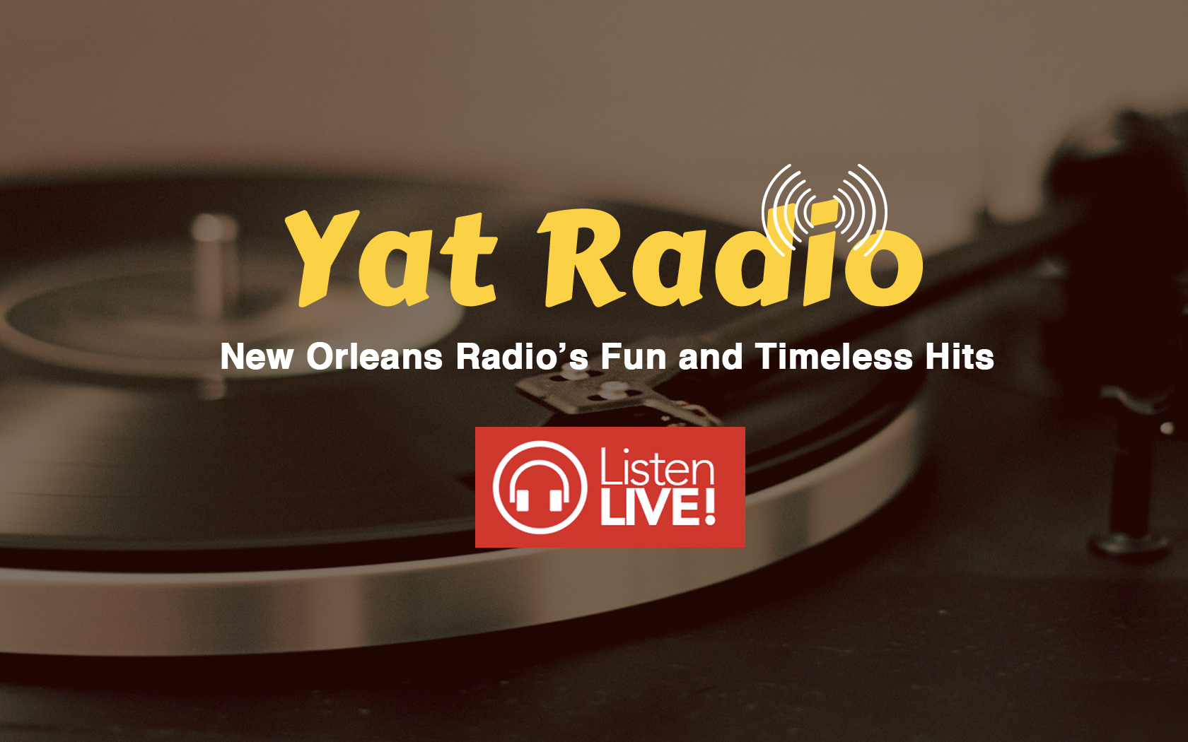 Yat Radio New Orleans Oldies