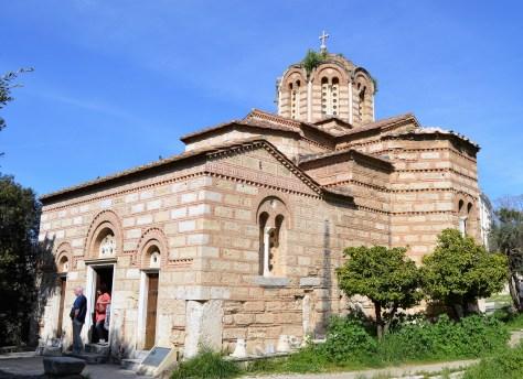 Church of Holy Apostles at Athens