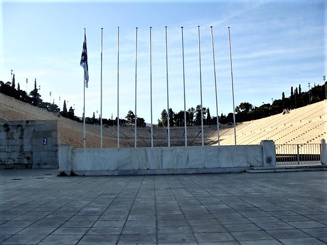 Athens: Panathenaic Stadium