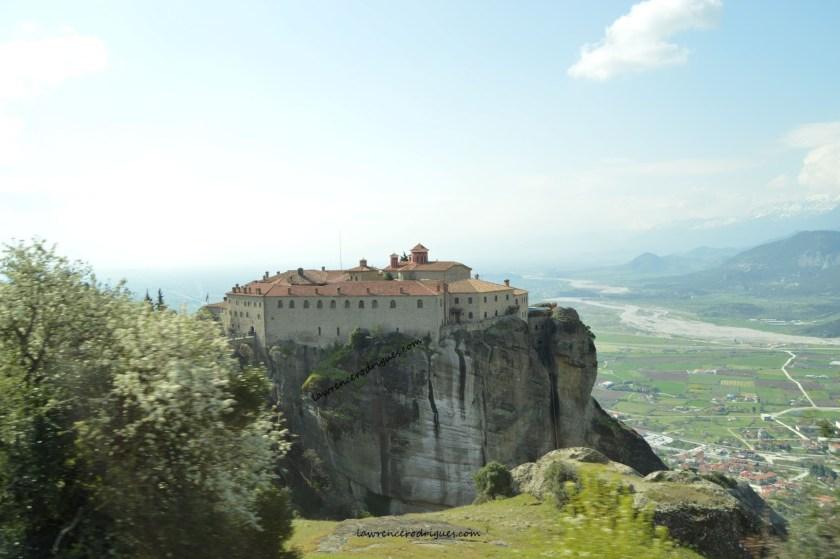 Monastery of St.Stephen in Meteora, Greece