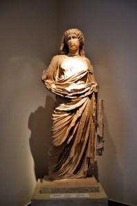 Statue ofAgrippina Minor - Emperor Nero's mother