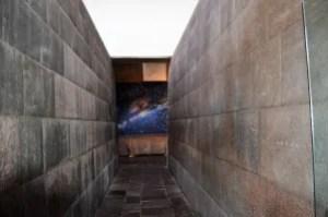 Qorikancha hallway