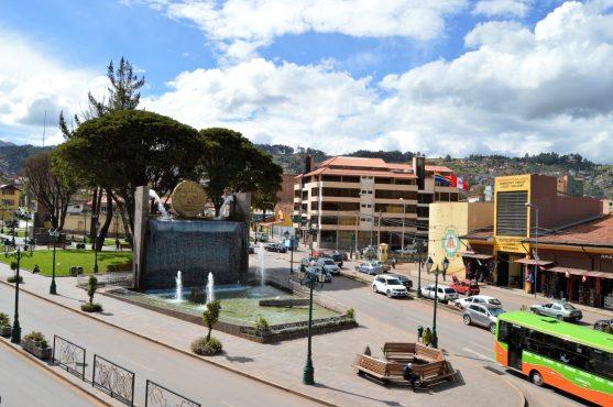 City of Cusco - Main square