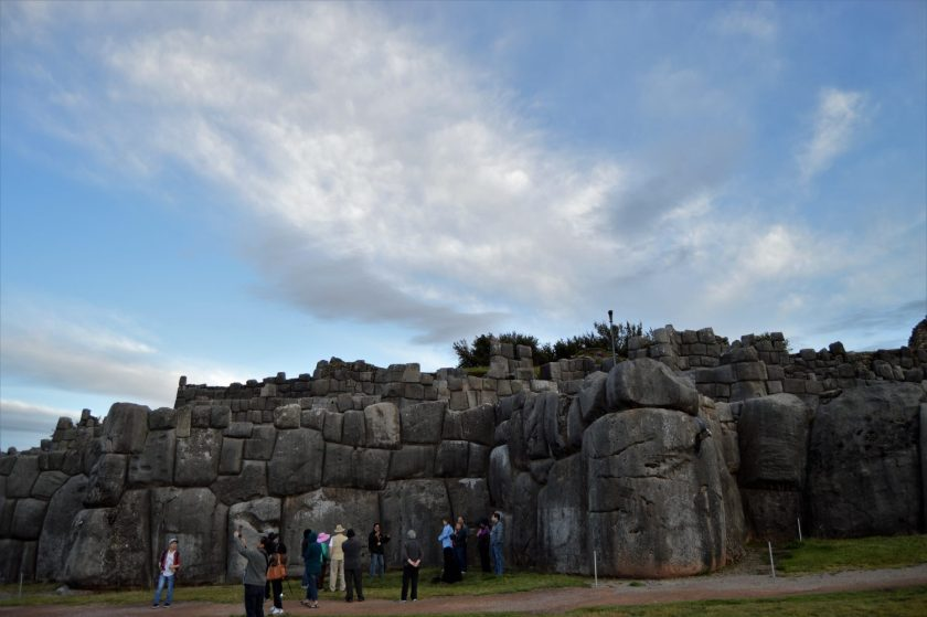 Saksaywaman near Cuzco, Peru