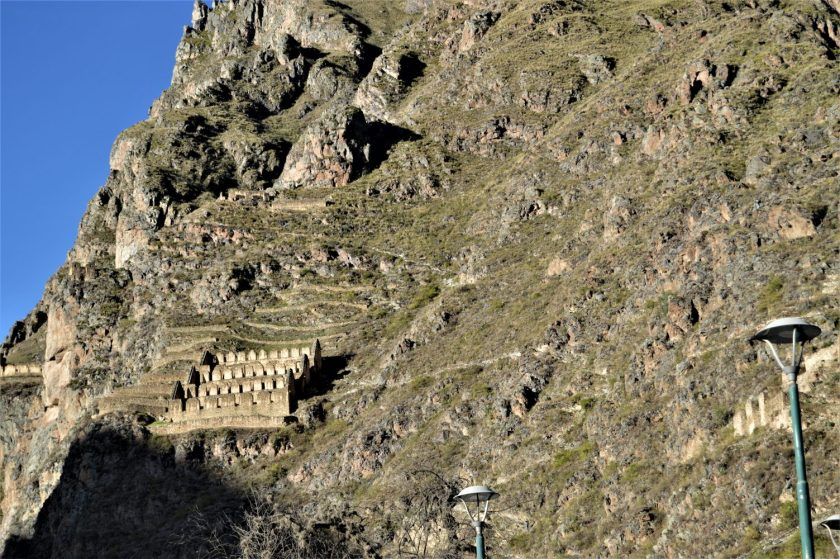 Pinkuylluna - Inca storage structure