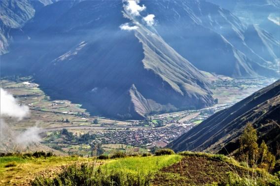 Urubamba - Sacred Valley of the Incas