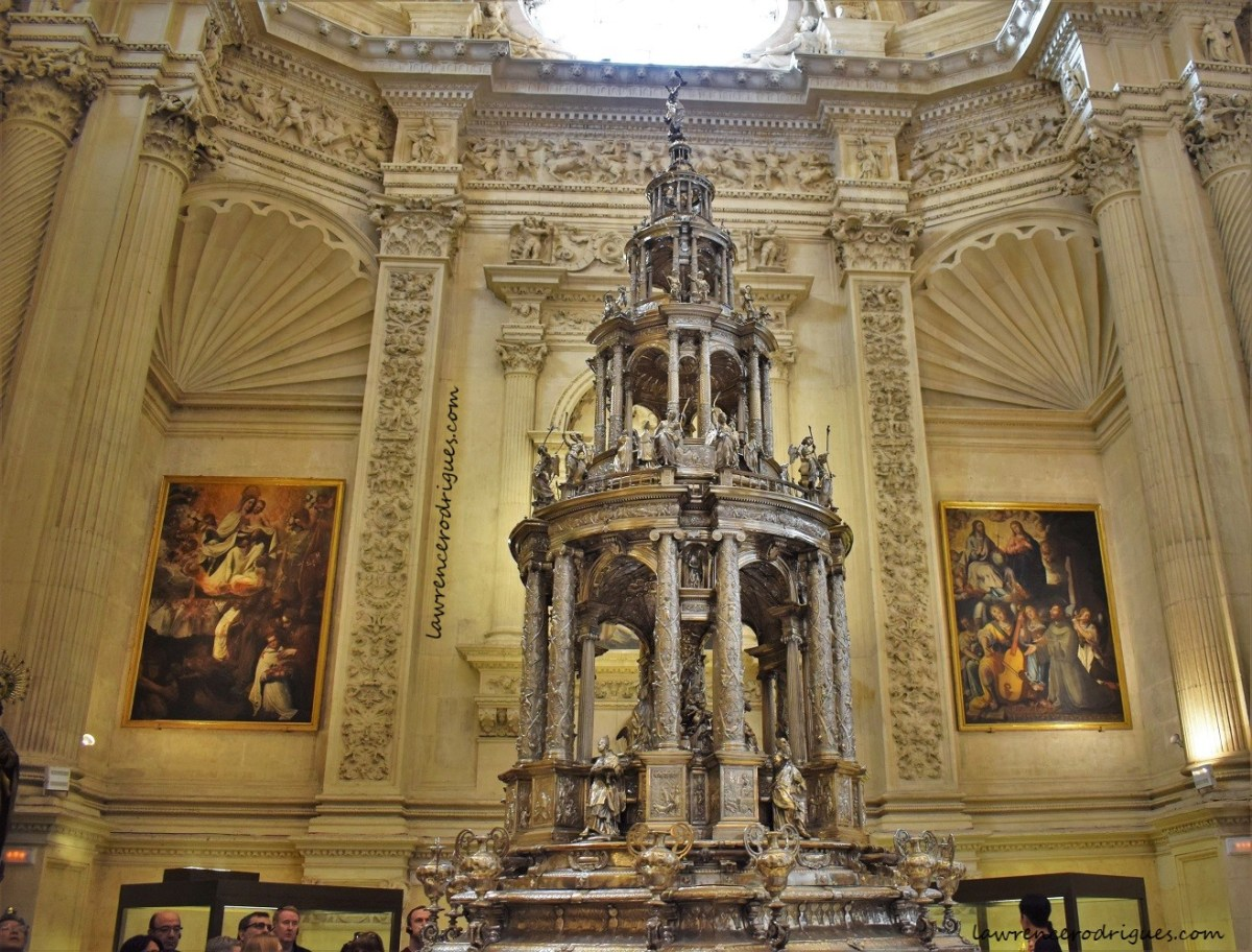 Sacristía Mayor: The Main Sacristy of the Seville Cathedral