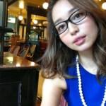 松島花さんのメガネはどこのブランド!?メーカーや眼鏡コーディネートも♪