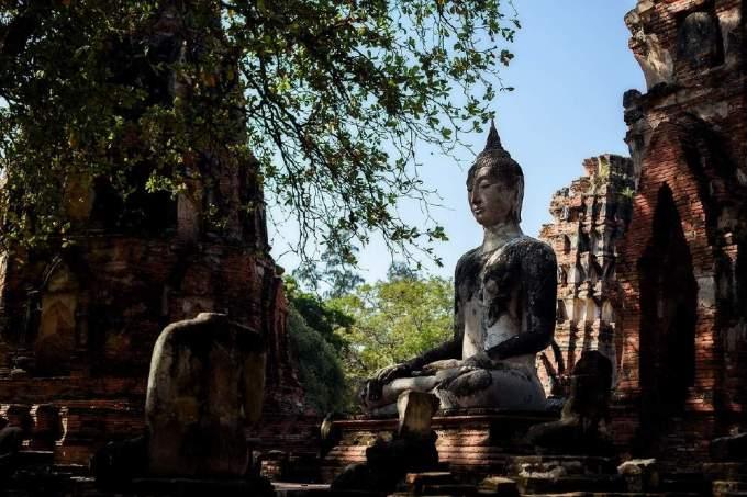 『仏教徒多い国』ランキング~世界の仏教国