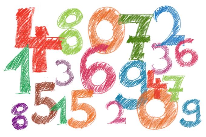 『数字の単位』の読み方一覧表、億、兆、京、垓、秭‥