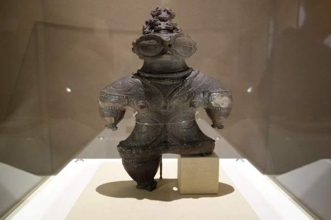 縄文時代の衣服