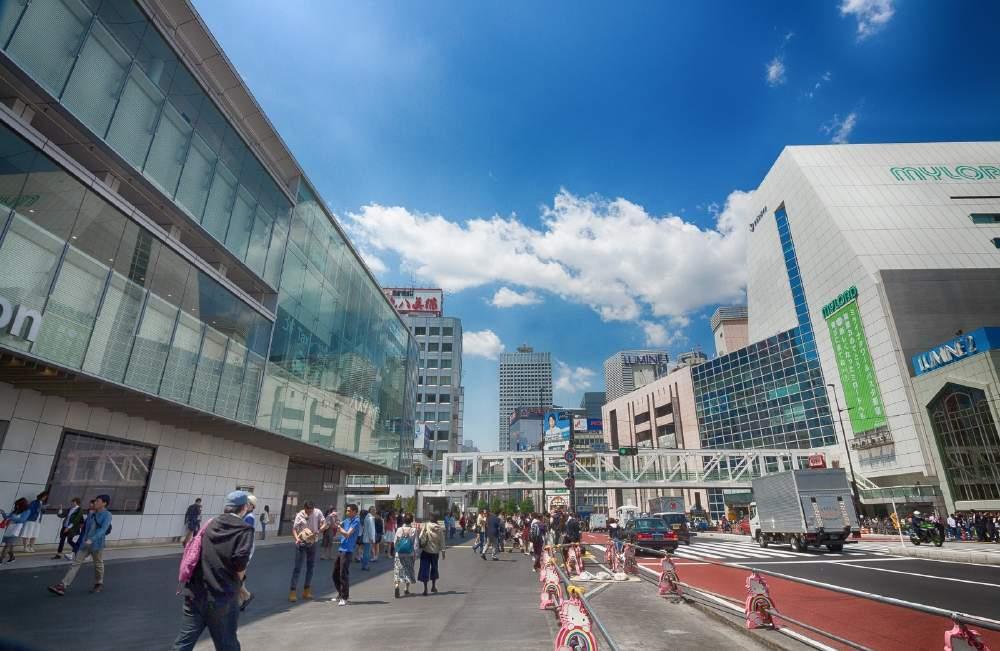 【日本】人口100万人以上の都市ランキングと政令指定都市一覧