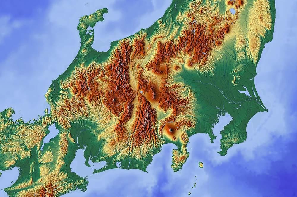日本の位置とすがた|都道府県と地域区分|中学-地理