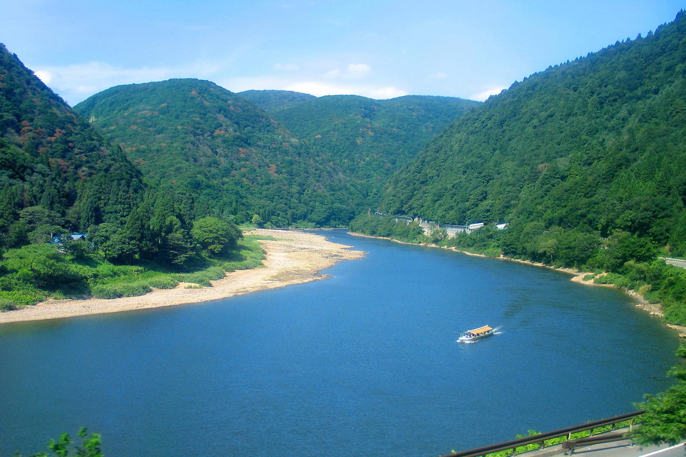 日本の主な河川一覧と問題プリント付き|小学校・中学校の地理