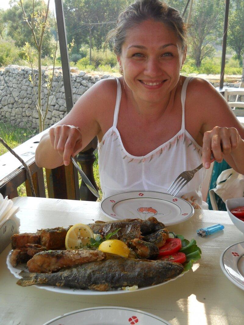 Таня в Silistria