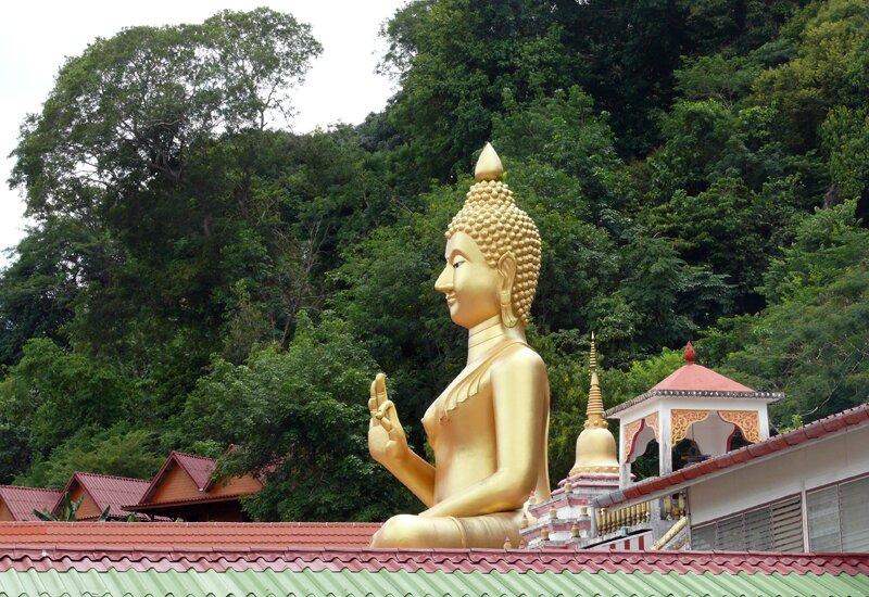 Статуя Будды, Тайланд