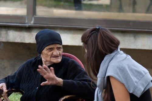 Цетинская долгожительница