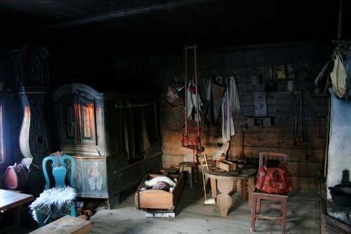 Дом гончара, музей Скансен