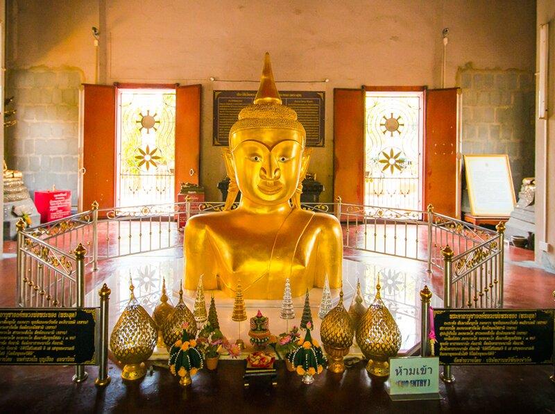 Храм Ват Пра Тонг, Пхукет