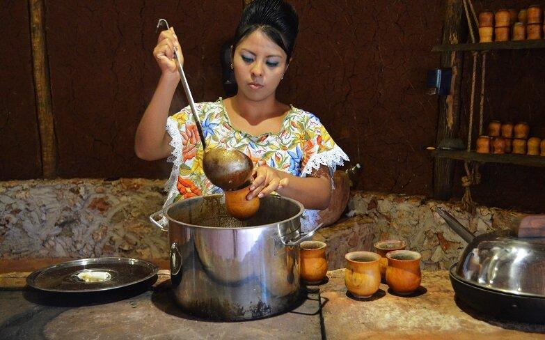 Музей Шоколада. Мексика
