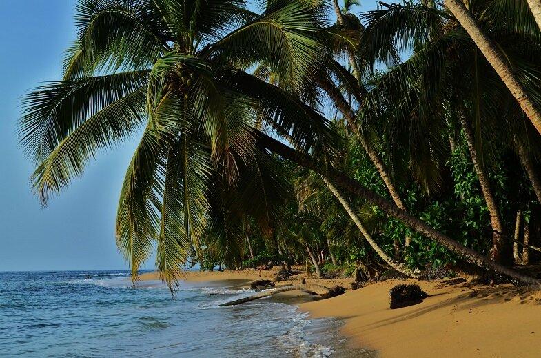 Коста-Рика, пляж
