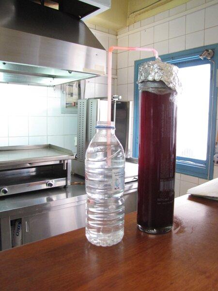 Домашний способ приготовления винсанто