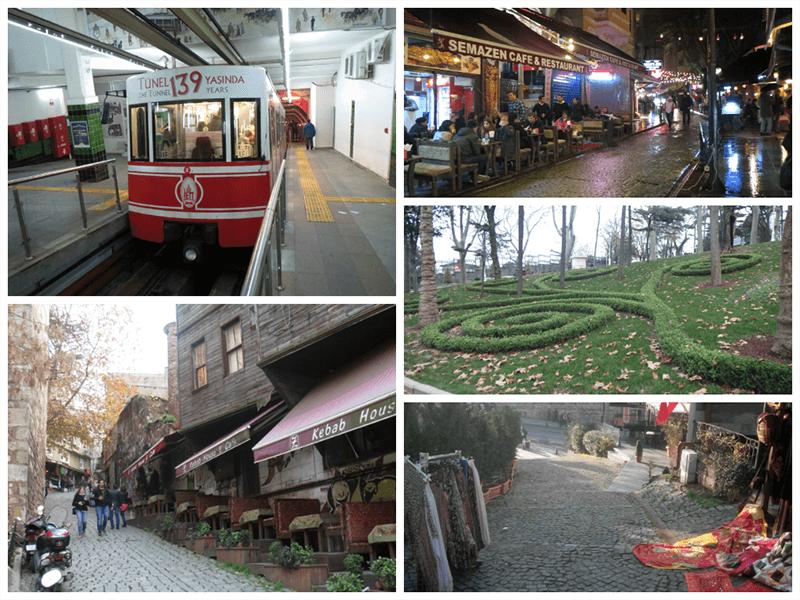 Зимние выходные в Cтамбуле