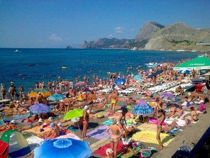 Пляжей в Крыму станет больше на треть